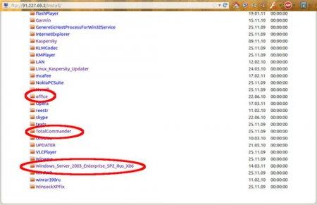 Блогер нашел пиратские Windows и MS Office на сайте украинского МВД