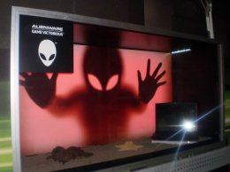 Dell презентует геймерскую зону Alienware в Украине (фото)