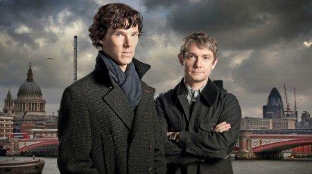 Весь «Шерлок» – на «Интере»: последний шанс увидеть сериал с Камбербэтчем на ТВ