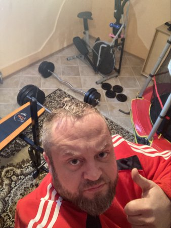Сбросил девять килограммов за три месяца: Как Максим Кравец «взял себя в руки»