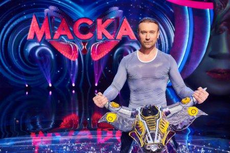 Олегу Виннику стало плохо во время съемок шоу «МАСКА»